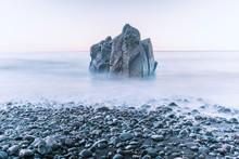 Tranquil Sea Rock