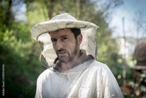 Photo Beekeeper portrait