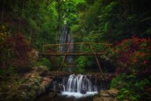 View Of Labuhan Kebo Waterfall...