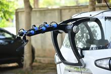 Bicycle Rack On Back Vehicle Car
