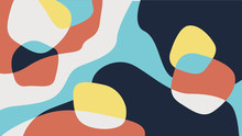 Abstract Colorful Background I...