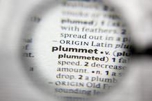 The Word Or Phrase Plummet In ...