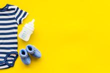 Newborn Baby Boy Set - Blue Cl...