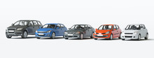 Modern Vehicles Collection, Co...