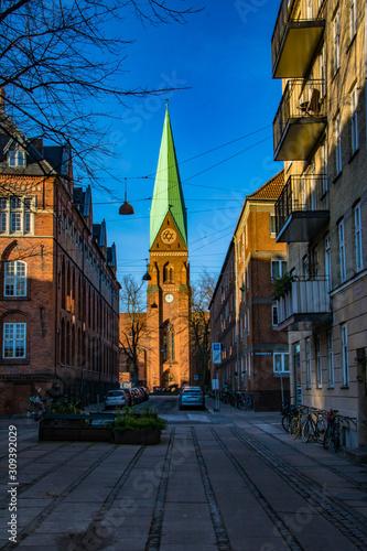 Photo Holy Cross Church, Copenhagen
