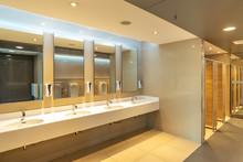 Men Public Restroom