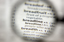 The Word Or Phrase Breadline I...