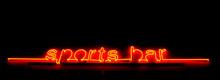 Neon Sports Bar Sign