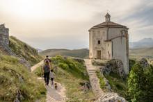 Abruzzo Parks. Around Rocca Calascio