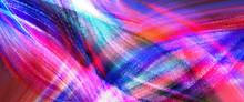 Colorful Geometric  Shape  Gra...
