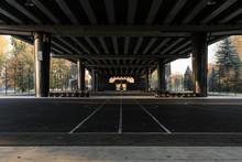 Under Bridge City Sports Ground