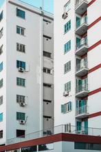Poor Neighbourhood Condo Building
