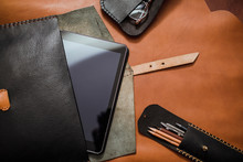 Masculine Leather Accessories ...