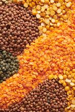 Lentils And Split Peas
