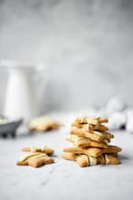 Chai Spiced Star Tea Biscuits ...