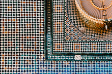 Moroccan Decorative Tiles In T...