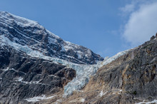 Famous Angel Glacier On Mount ...