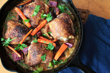 Roasted Chicken Thai Coconut Curry
