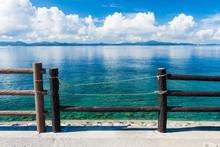 Beautiful Landscape, Clear Sea...