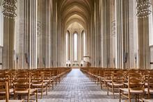 Historical Modern Church Inter...