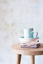 Ceramic Mug And Bowl