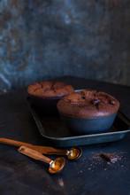 Chocolate Molten Cake Dessert