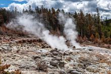 Back Basin, Norris Geyser Basin, Yellowstone