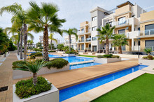 Modern Apartments With Swimmin...