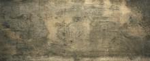 質感のある古びたコンクリートの壁のテクスチャー