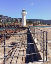 Farol Da Praia Utilizado Antigamente Para Visualizar Possiveis Ataques