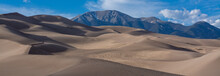 Senic View In Great Sand Dunes...