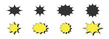 Promo Sale Starburst Sticker A...