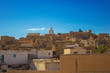 Panoramic view of berber village Tamezret in Tunisia. North Africa