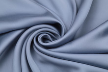 The Blue Satin Cloth Is Laid O...