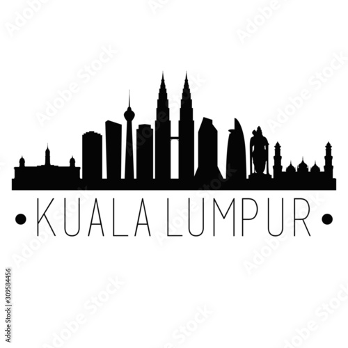 Kuala Lumpur Malaysia Canvas Print