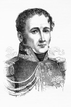 Antoine Drout, French Officer ...