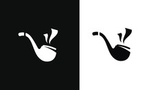 Narcotics And Drugs Silhouette Icons