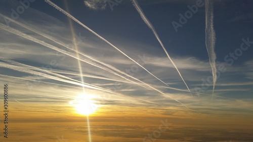 Photo Skystripes