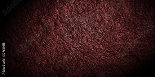 Concreto Vermelho Canvas Print