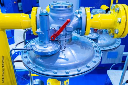 Photo Gas pressure regulator