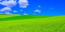 雄大な高原