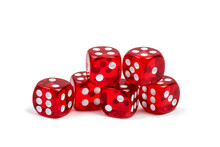 Group Of Red Gambling Casino D...