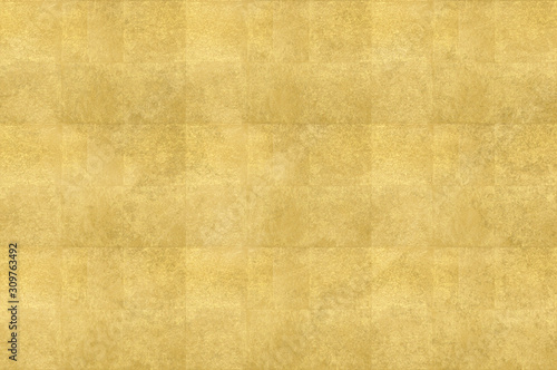 Fotografía  和風の金色の背景