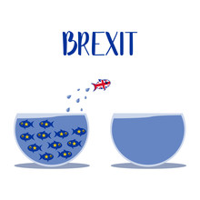 Brexit. The Exit Of The UK From The EU