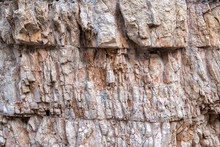 Rock, Natural Stone. Layers, C...