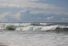 Ocean Waves At Marina Californ...