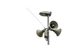 Isolated City Loudspeaker For ...