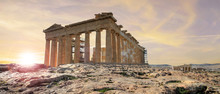 Greece - The Acropolis In Athens