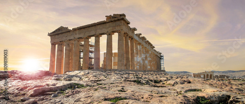 Photo Greece - The Acropolis in Athens