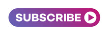 Subscribe Button Modern Gradient Style